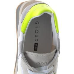 Photo of Ghoud Sneakers Man Sneakers White Yellow Fluorescent