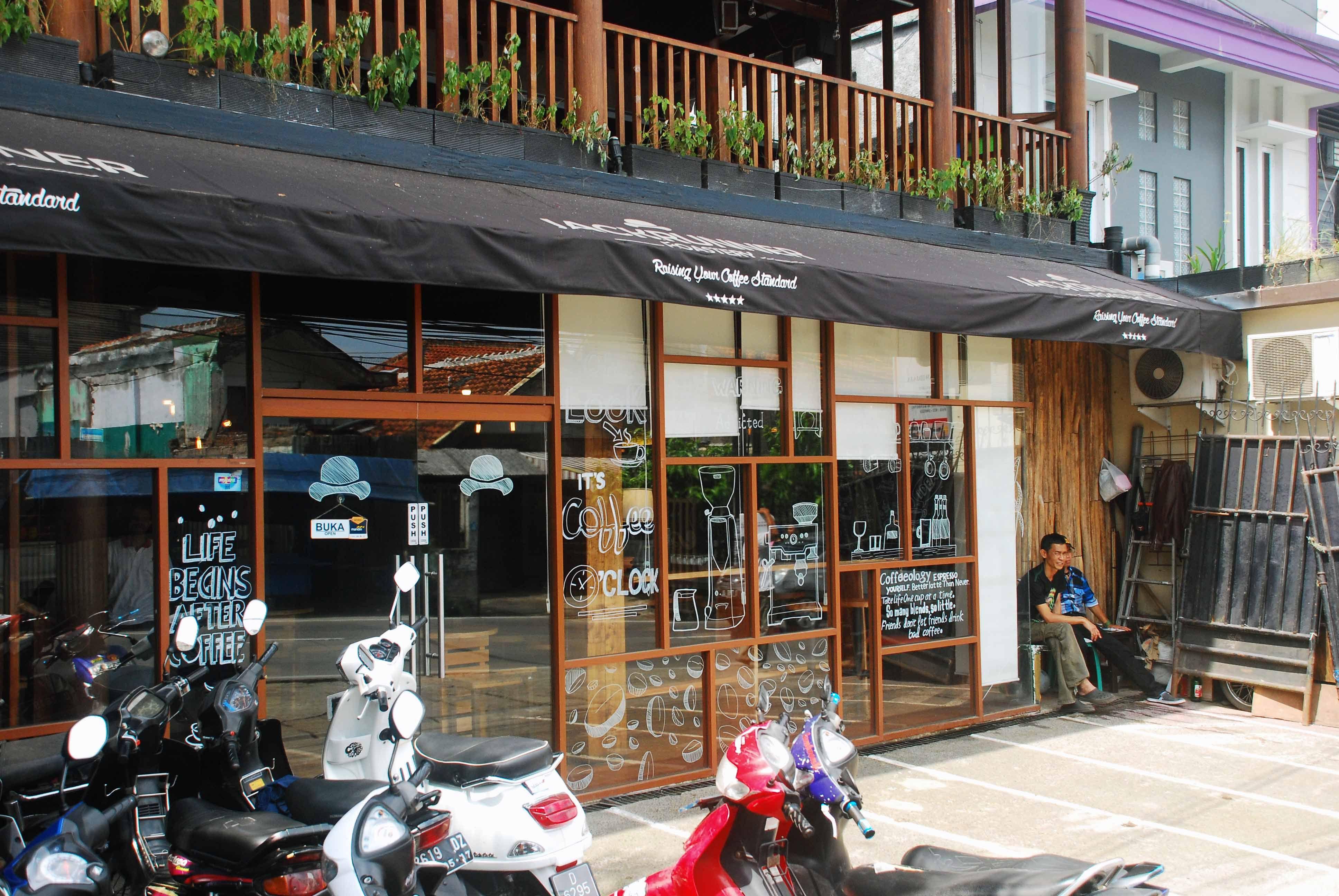 10 Coffee Shop Di BANDUNG Yang Paling Asyik (Dengan gambar