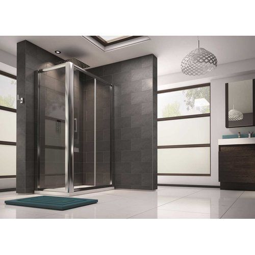 Belfry Bathroom Waverley 1850 Mm X 1100 Mm Sliding Framed Shower Door Framed Shower Door Framed Shower Shower Doors