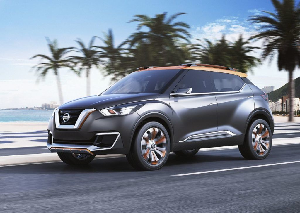 2021 Nissan Kicks Will Arrive With Some Refreshments in