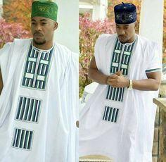 Photo of 3pcs agbada pour hommes/vêtements pour hommes africains / ag…