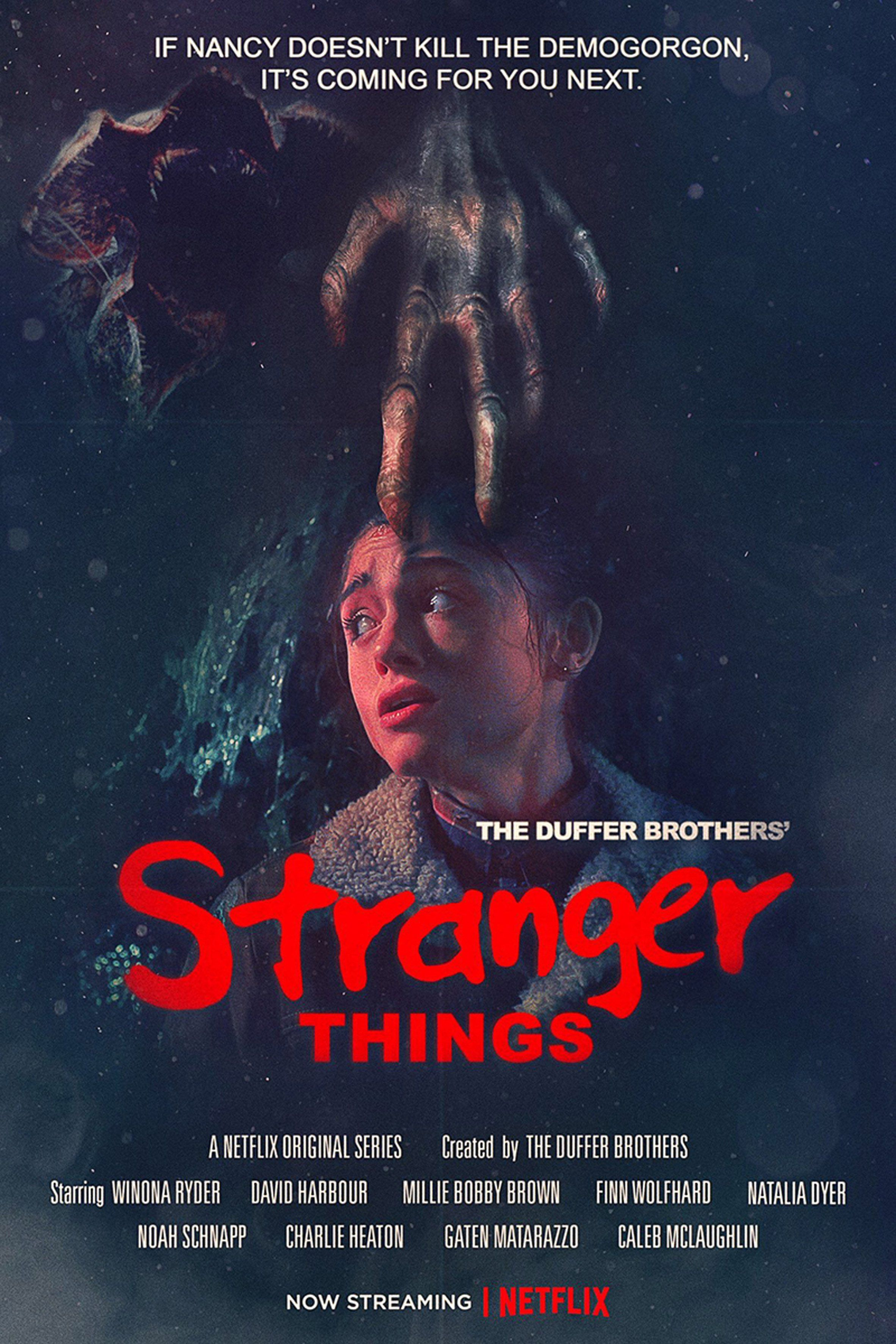 Netflix Pays Tribute To 1980s Sci Fi Movies With Stranger Things
