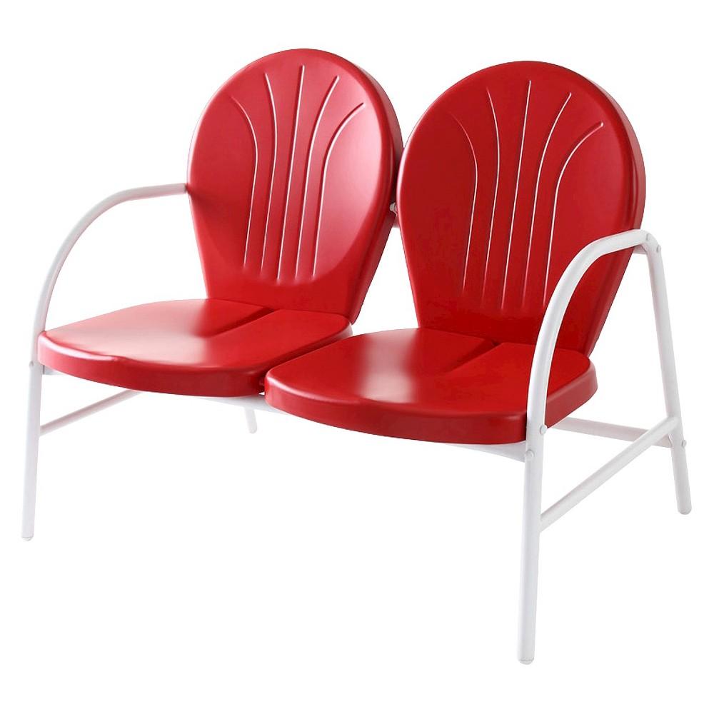 Metal Patio Loveseat Red Modernpatiochairs Patio Loveseat Patio Lounge Chairs Metal Outdoor Furniture