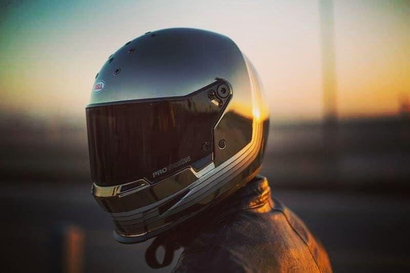 BELL Helmet eliminator spectrum black matt//chrome m