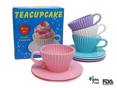 Silicone Baking Cups Silicone Cupcake Cups Cupcake Liners