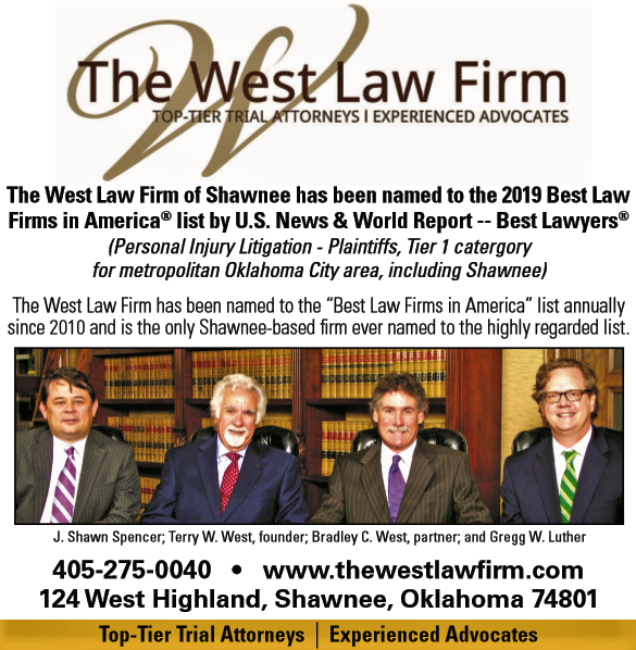 We Re Pleased To Announce The West Law Firm Has Been Named To The