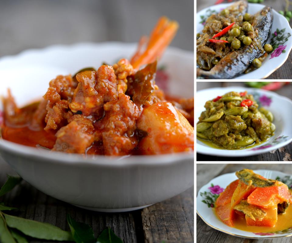 Koleksi Resipi Lauk Kampung Mudah, Sedap & Jimat Belanja. - Rasa | Ethnic recipes, Malaysian