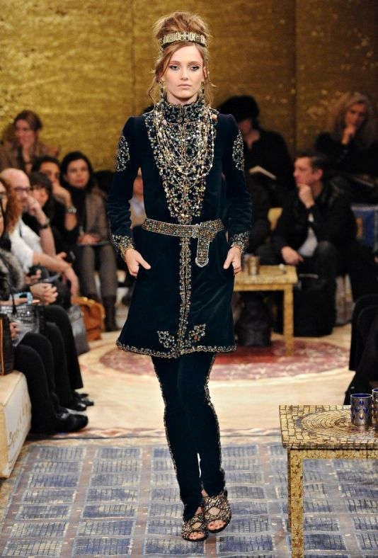 Chanel Byzance Collection Pre-Fall 2011 #byzantium ...