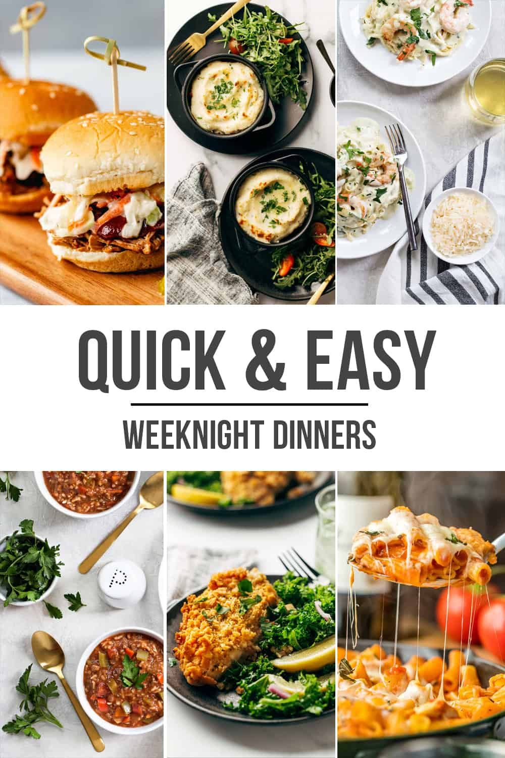 Looking To Spice Up Your Weeknight Dinner Routine Try Something New And Avoid Takeout By Whipping Up One In 2020 Weeknight Dinner Recipes Easy Weeknight Dinner Dinner