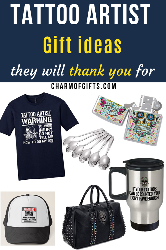 23 Best Tattoo Artist Gifts They Would Thank You For Gifts For An Artist Artist Gifts Tattoo Artists