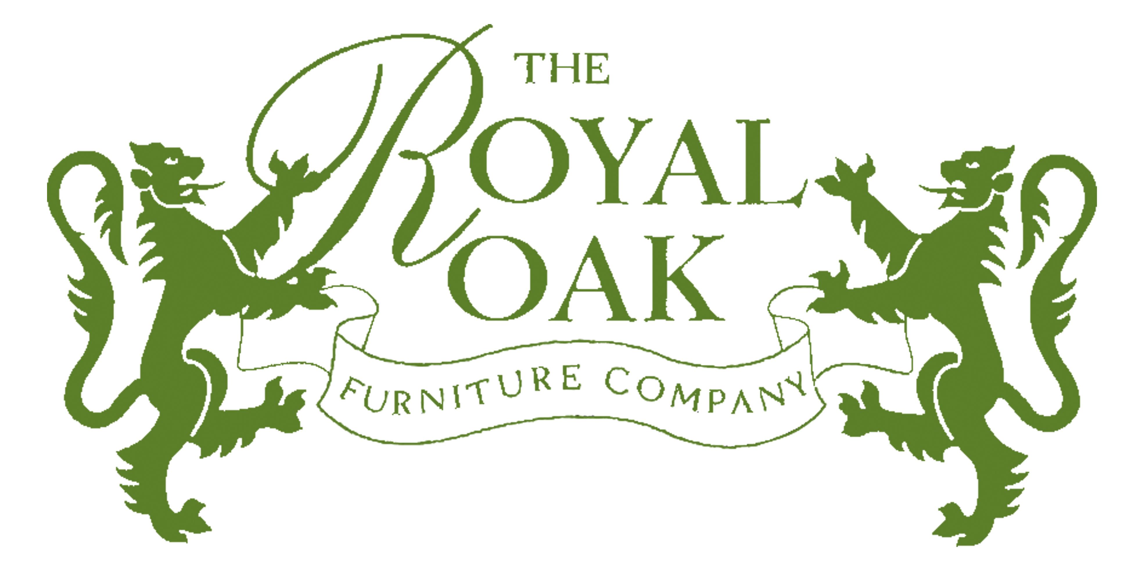The Royal Oak Furniture Logo