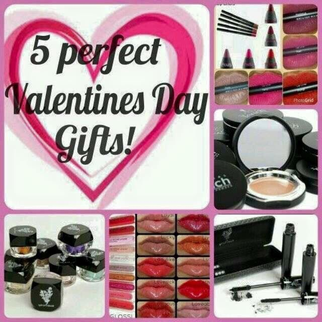 Valentine's Day love don't get flowers and chocolate that don't last get younique today