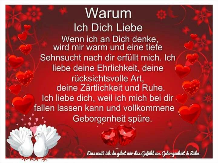 Dafur Liebe Ich Dich Uber Alles Daizo Schon Dass Es Dich Gibt Liebling Gedichte Liebe Liebe Gedanken Glucklich Verliebt
