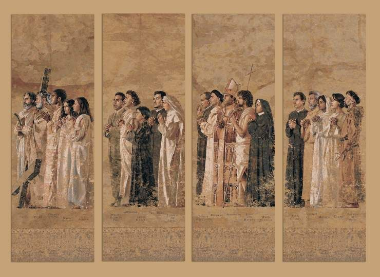 Image result for Tapestry of the Angels