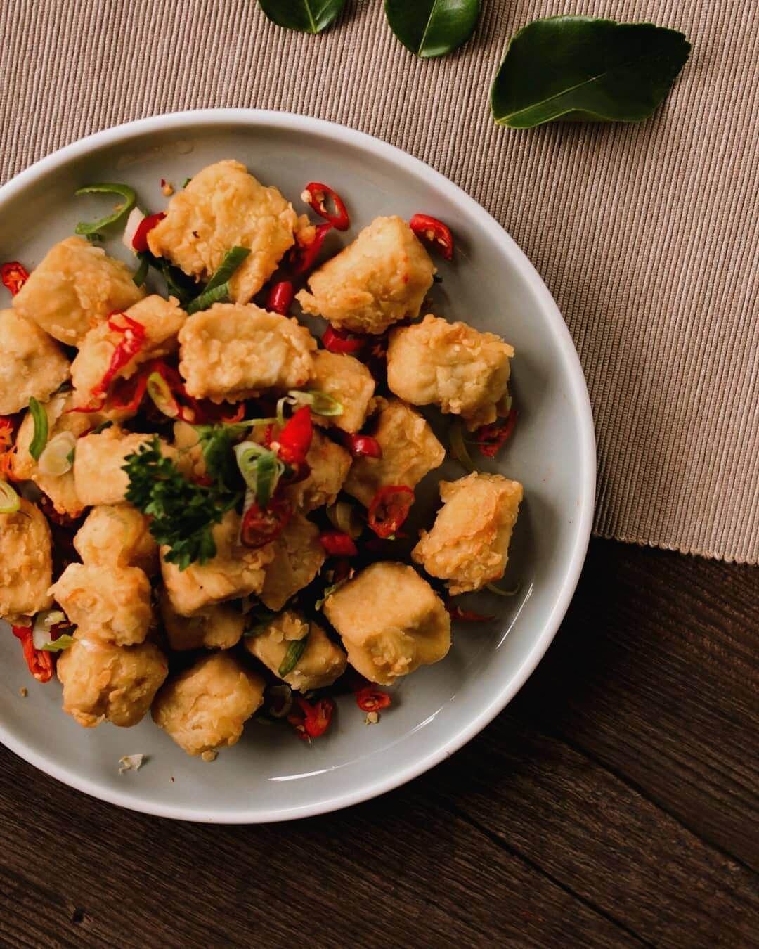 Tahu Cabe Garam Resep Masakan Masakan Masakan Simpel