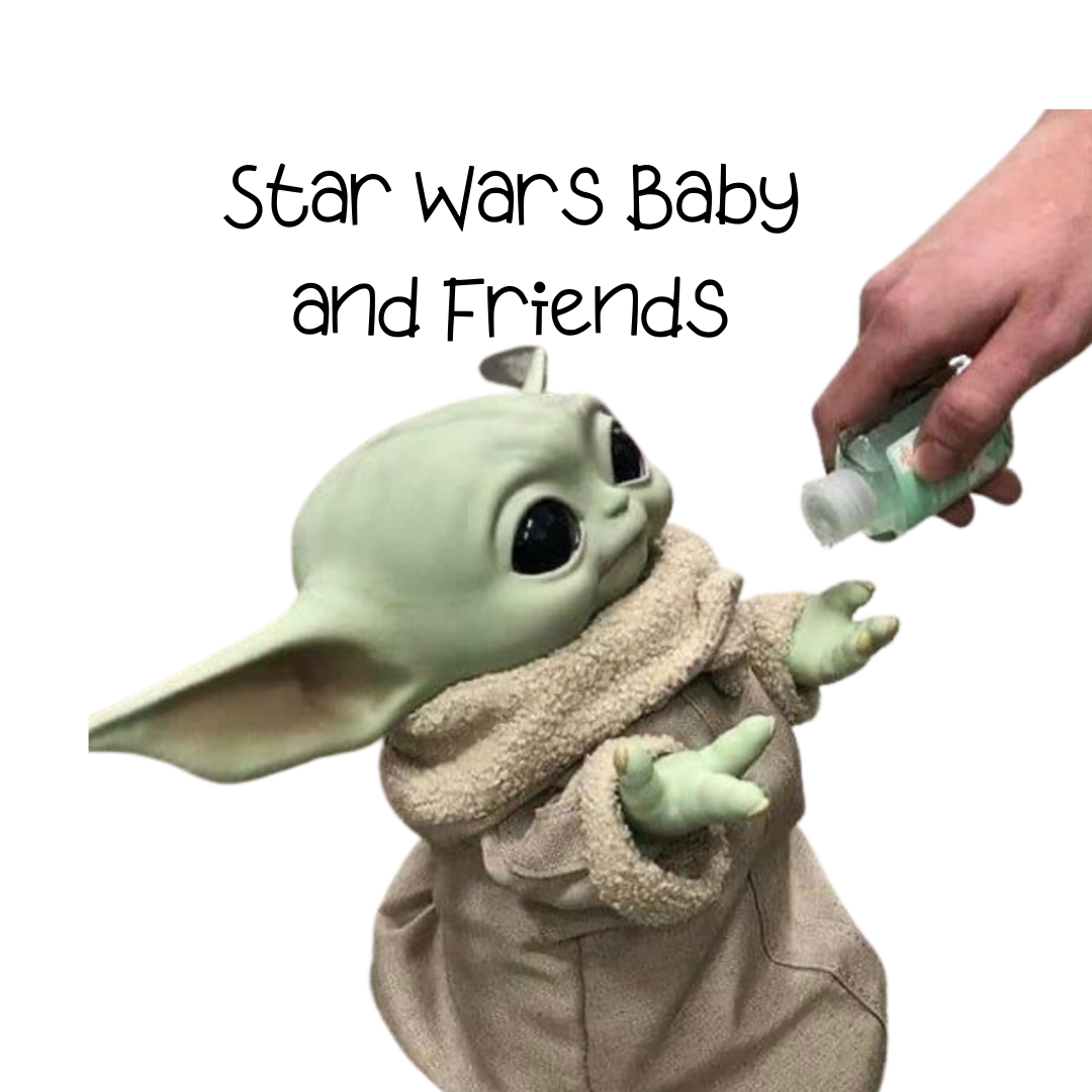 Pin By Vada Clark On Star Wars Baby And Friends Yoda Images Star Wars Baby Yoda