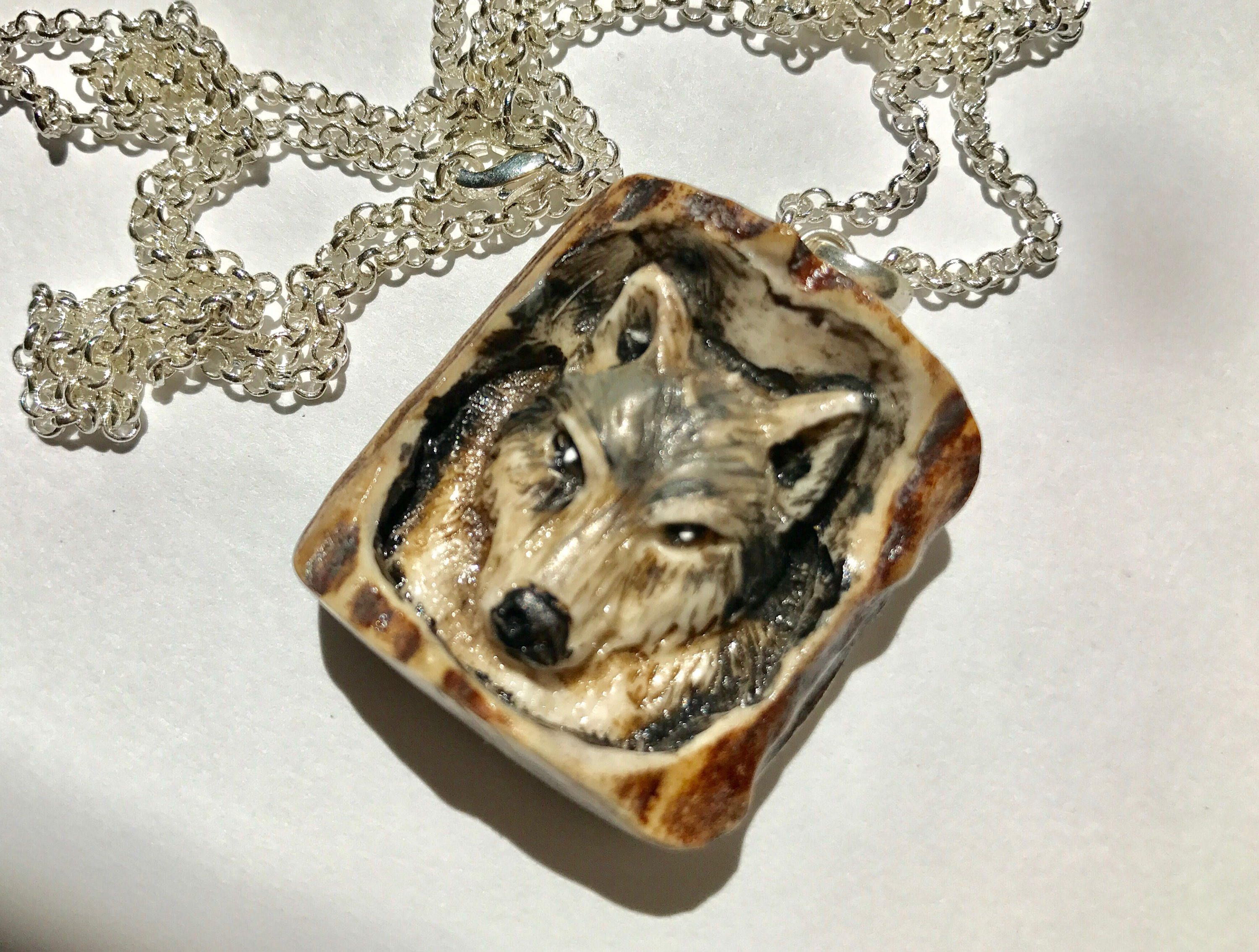 animals fullxfull great deer silver lgmdesignsstudio detailed etsy design charm studio sterling western listing on elk il pendant antlers from wild