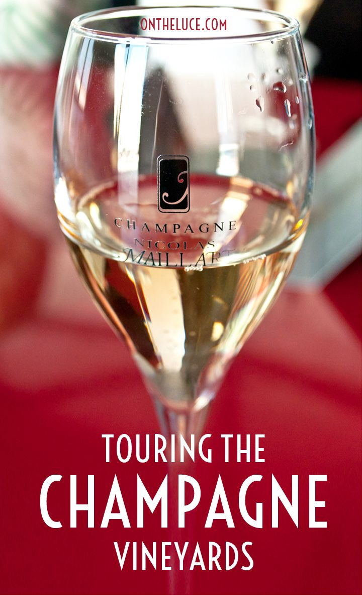 Get An Insight Into Champagne With Tours And Tastings At Some Of The More Small Scale Boutique Bubbly Producers Champagne France Champagne Region France France