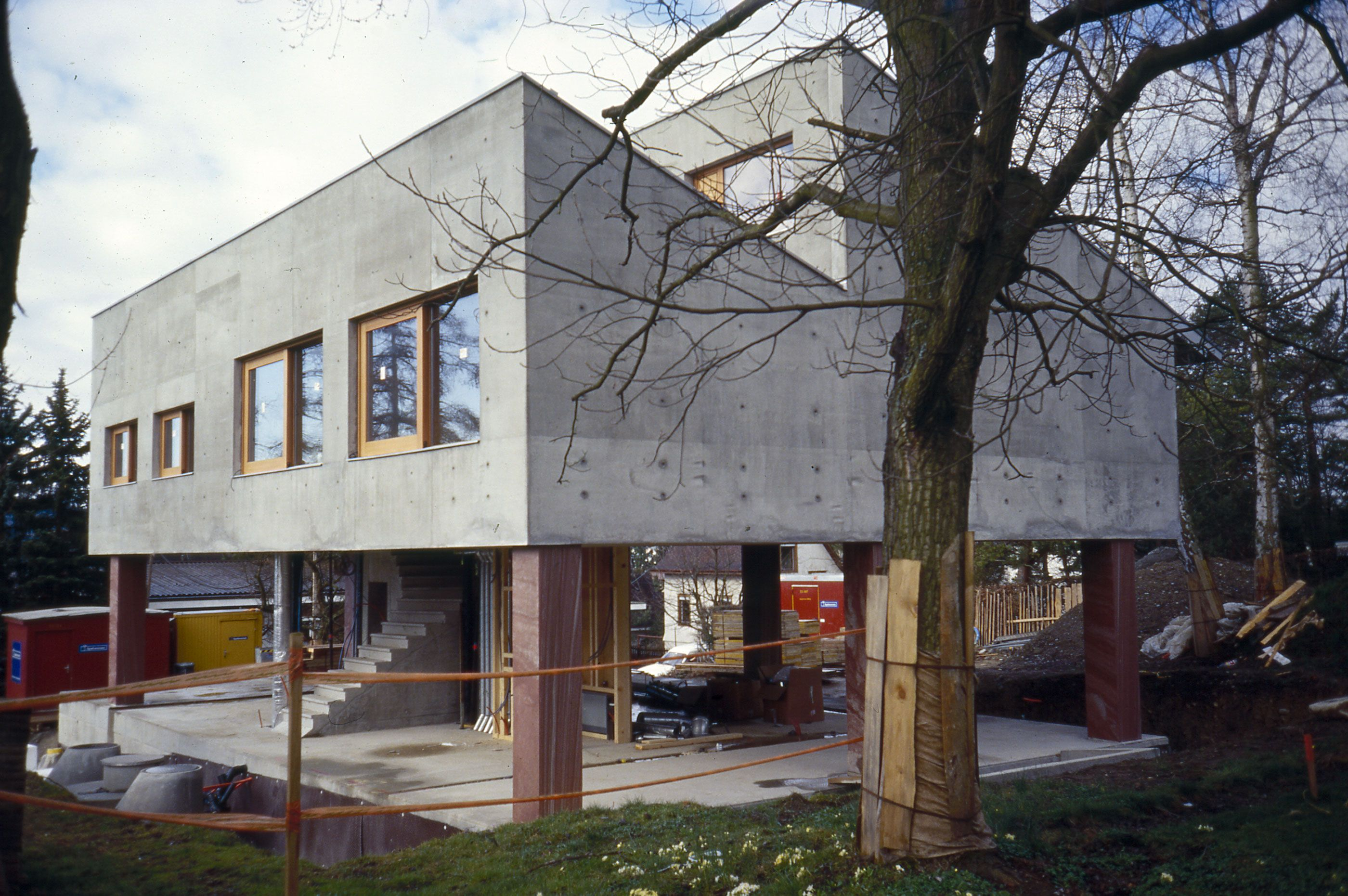 Wo Steht Das Haus Der Sonnbichlers