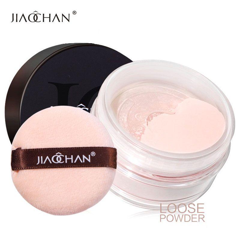 Jiaochan Brand Loose Powder Face Powder Waterproof Oil Control