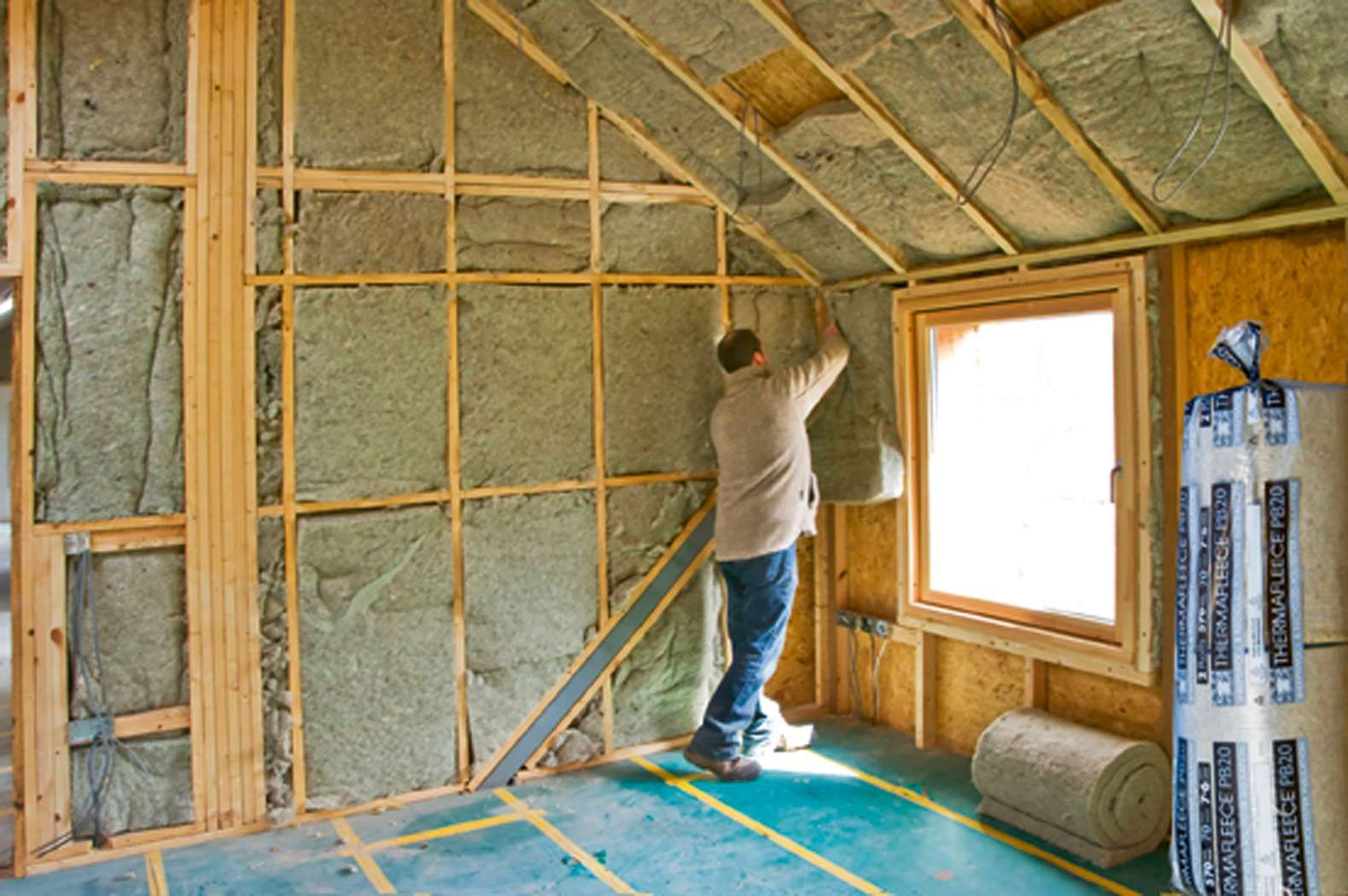 Using The Right Type Of #insulation Will Save Energy Bills In The Future.  Http
