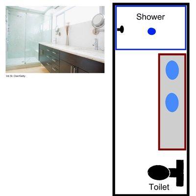 Use These 15 Free Bathroom Floor Plans Bathroom Floor Plans