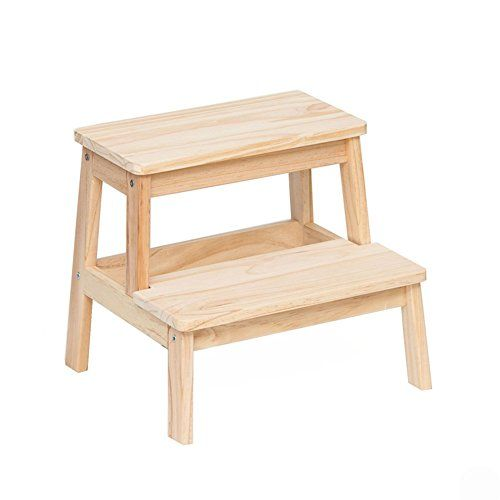 Amazing Pengfei Stepstools Step Ladder Stool Stairs Solid Wood Ocoug Best Dining Table And Chair Ideas Images Ocougorg