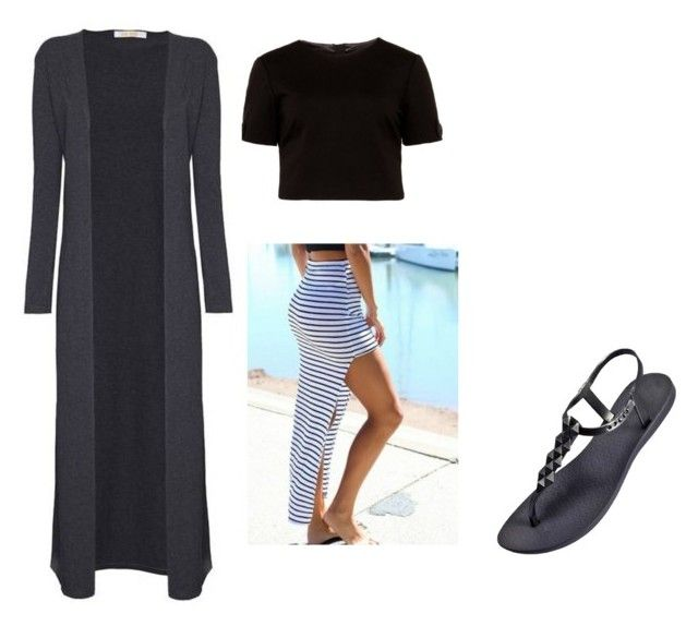 """""""Bad News #3"""" by tyara-camsmith ❤ liked on Polyvore featuring Ted Baker"""