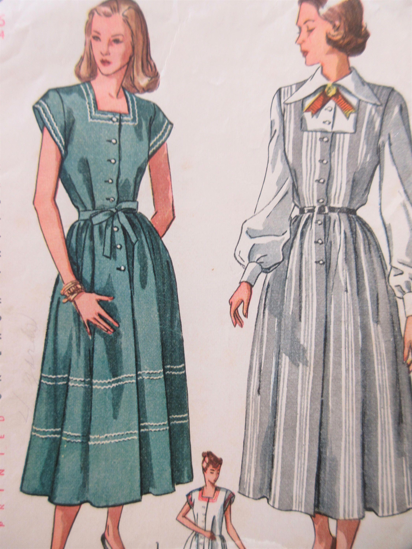 Park Art My WordPress Blog_Tie Front Dress Sewing Pattern