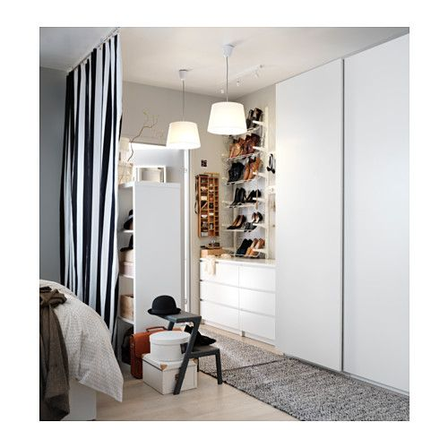 malm 3 drawer chest white 31 5 8x30 3 4 ikea nice combo of chest of drawers and wardrobe. Black Bedroom Furniture Sets. Home Design Ideas