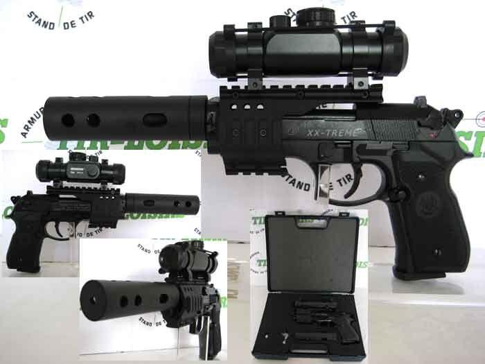 beretta 92 xx treme umarex pistolet a plomb categorieb revolver umarexpistoletaplomb great. Black Bedroom Furniture Sets. Home Design Ideas