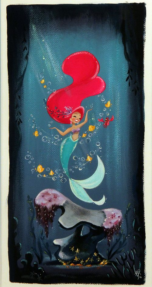 Under the Sea - Liana Hee, The Little Mermaid