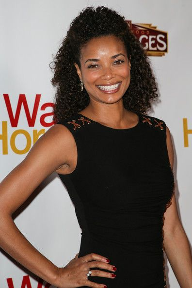 Rochelle Aytes in 'War Horse' Opening Night in Hollywood ...