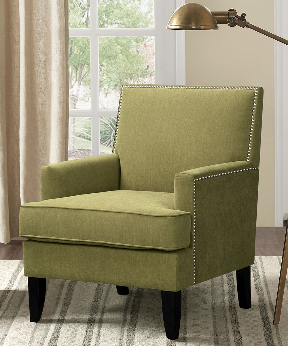 Groovy Green Accent Chair Zulily Home And Kitchen Green Creativecarmelina Interior Chair Design Creativecarmelinacom