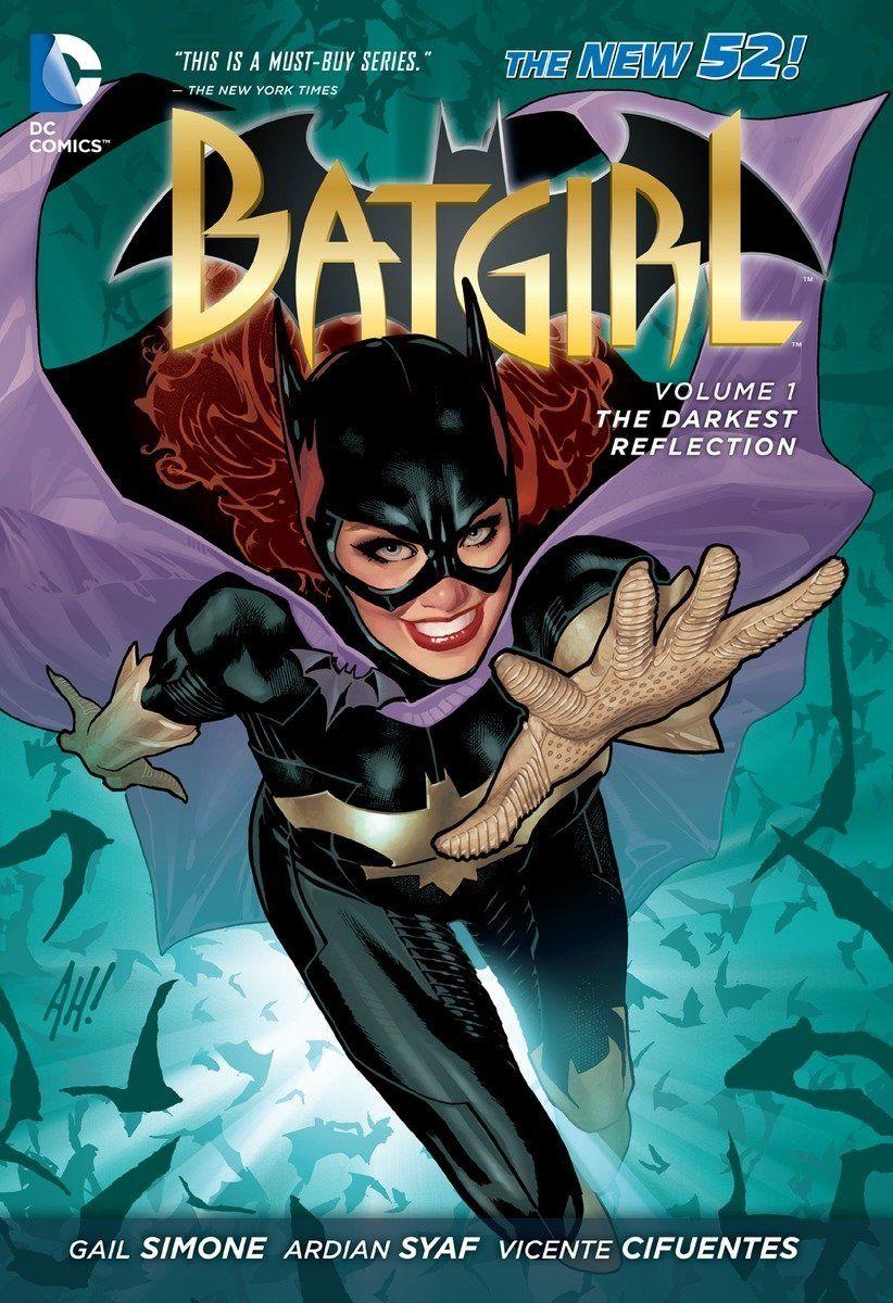 Batgirl Vol. 1  The Darkest Reflection (The New 52) HC  98439c45835