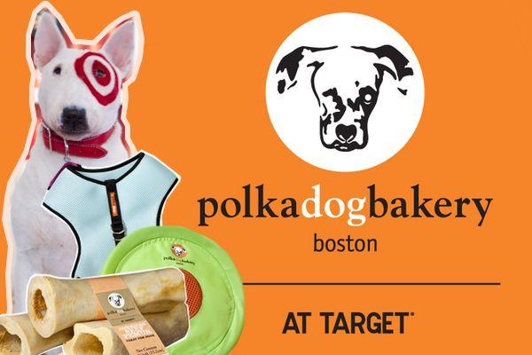Bullseye Picks Favorites From Polka Dog Bakery At Target Dog