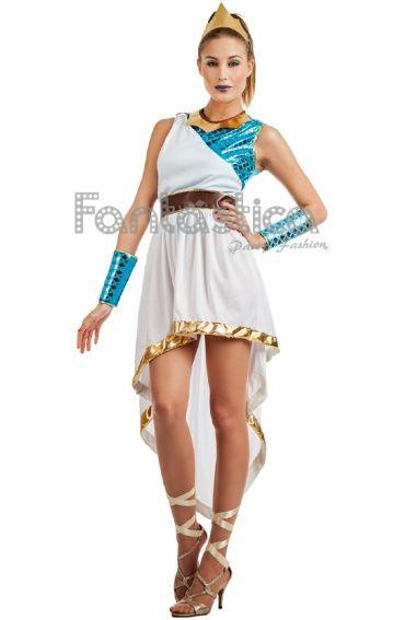 Disfraz para mujer diosa del mar mujer de neptuno - Difraces para carnaval ...