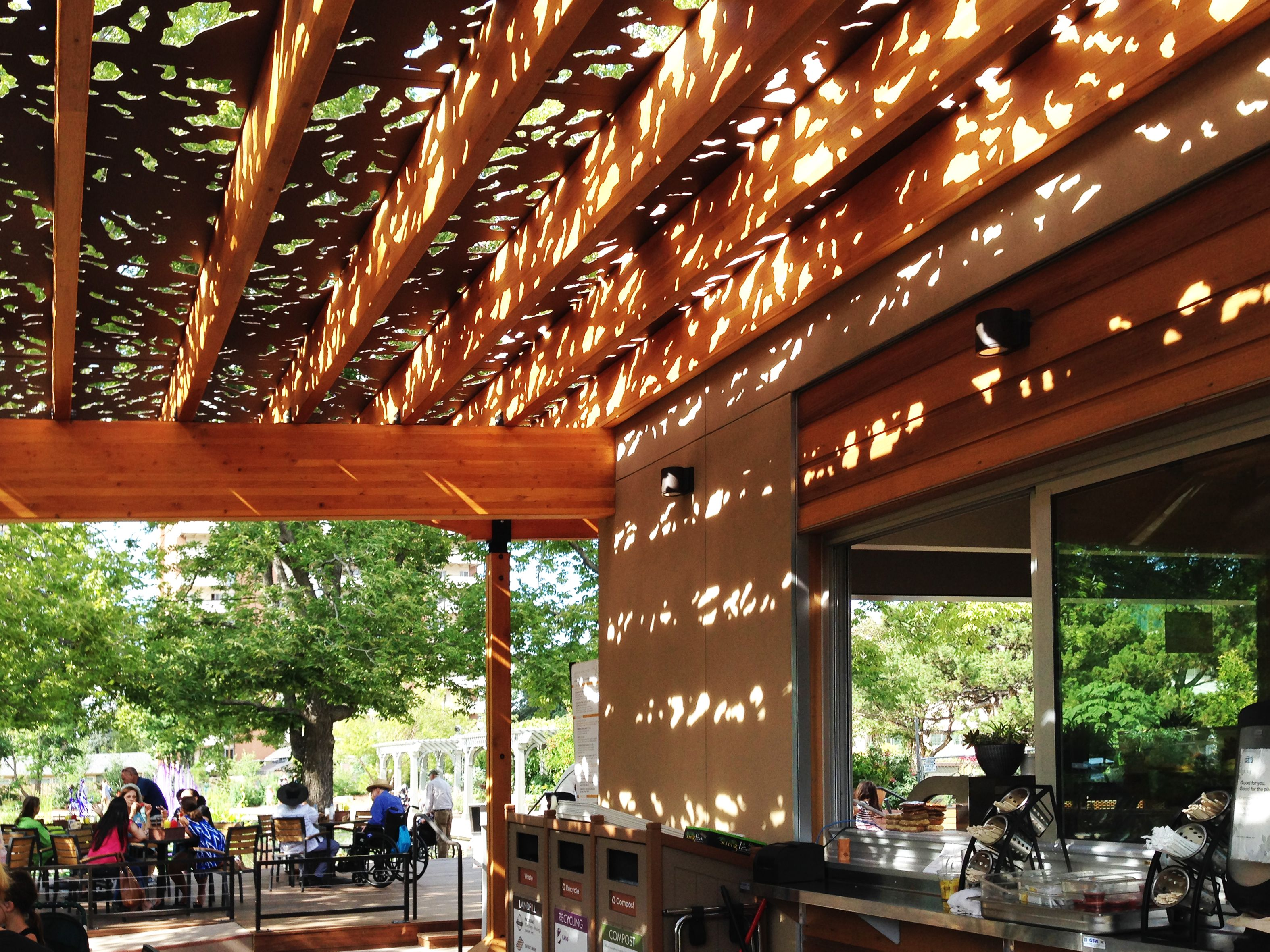 Denver Botanic Gardens Installation | Parasoleil Commercial ...