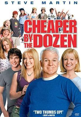 Cheaper by the Dozen (2003)