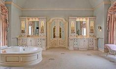 Master Bathroom More