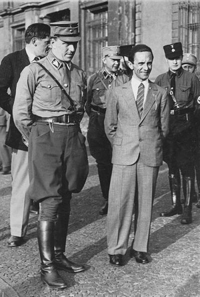 Joseph Goebbels, pin by Paolo Marzioli | world War ll ...