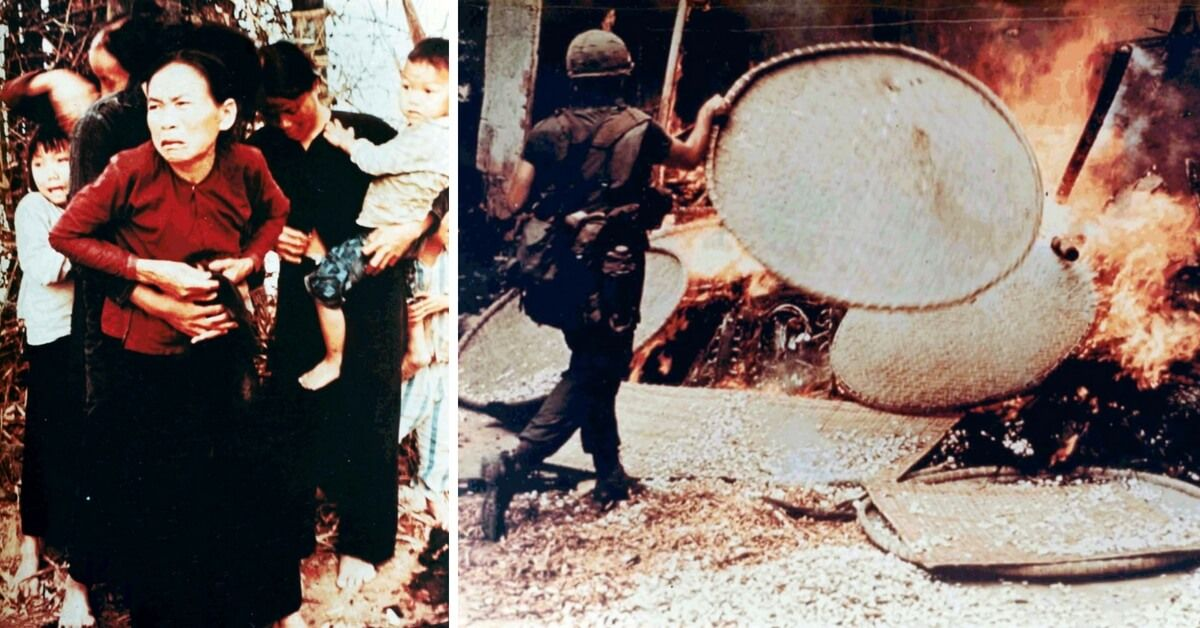 My Lai Massacre: 100s of Vietnamese Were Murdered Before Finally Stopped By An American Helicopter Pilot