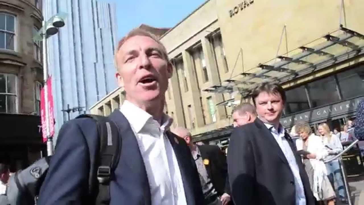 Jim Murphy and Brian Donohoe admit THE EMPIRE IS OVER