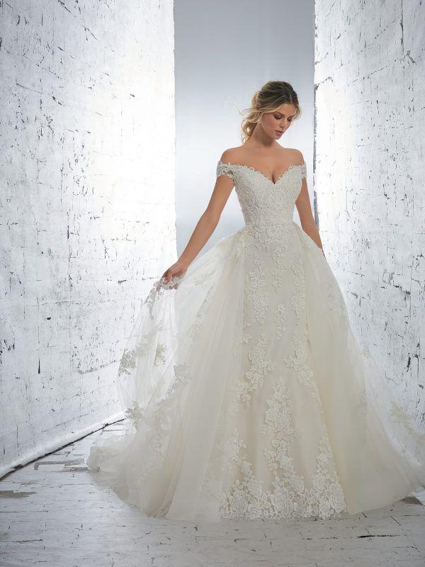 Luciana Wedding Dress - Morilee UK  c93babeece61