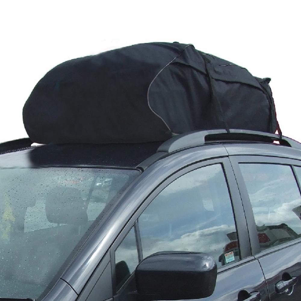 TIROL Water Resistant Roof Bag 15 Cubic Feet Roof Top