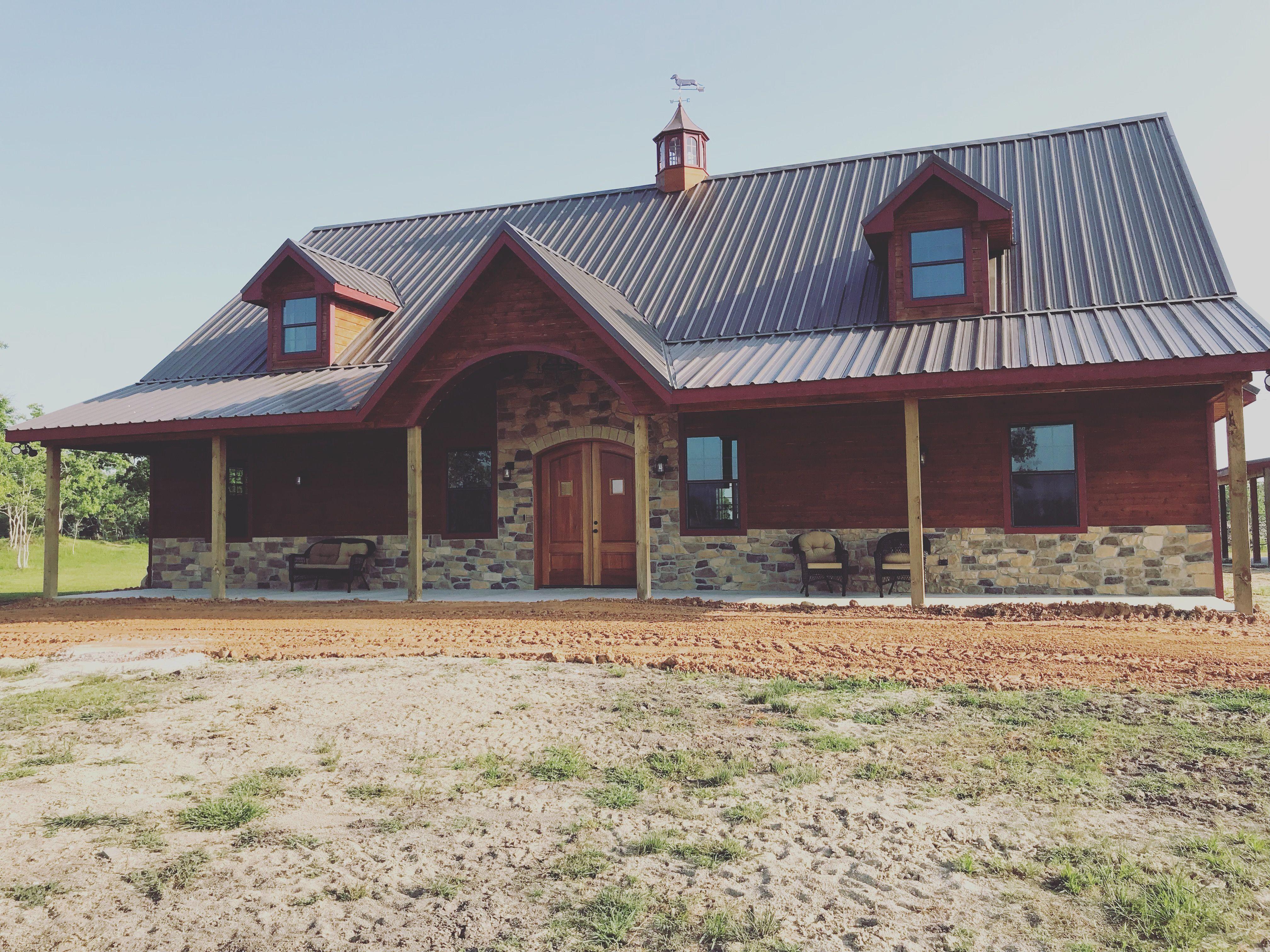 Barn home #polebarnhomes