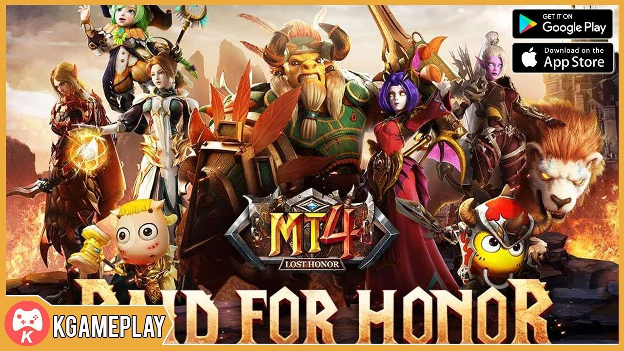 Mt4 lost honor gameplay open world mmorpg fun games for