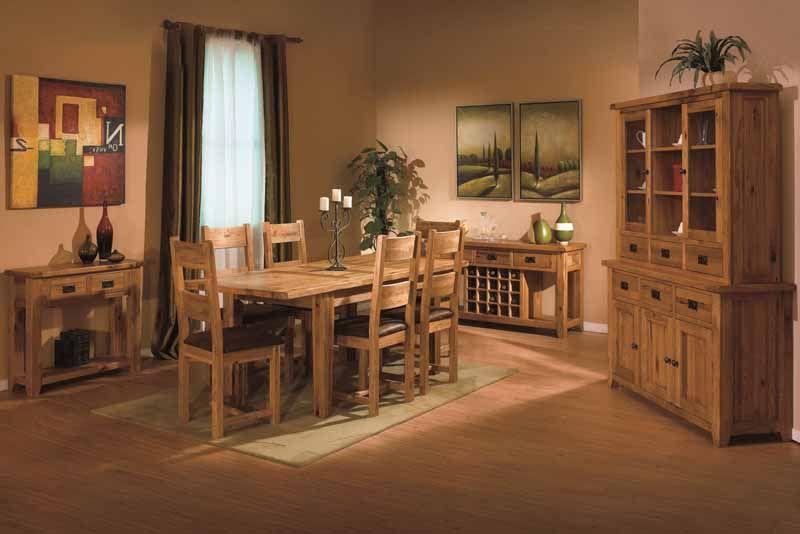 rustic oak furnitures  rustic style furniture oak