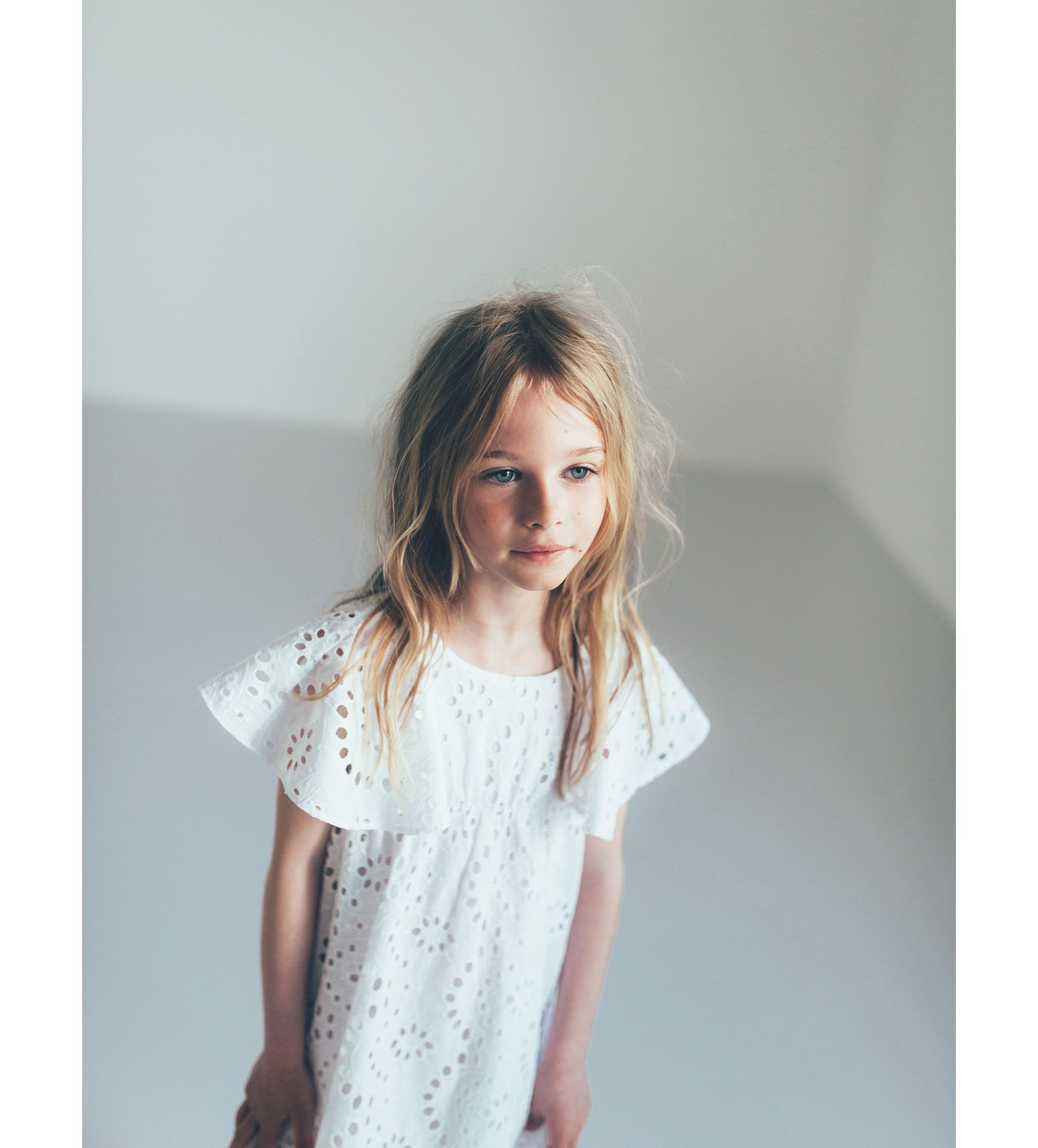 268e364695 Image 1 of SWISS EMBROIDERY DRESS from Zara | lovely locks ...