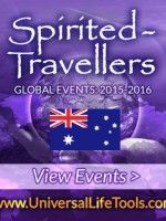 Announcing the scheduling of our Spirited-Travellers Events in Australia http://www.universallifetools.com/2015/01/spirited-travellers-events-australia/